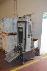 Collecting sheet machine and paper sheet stock - Lot  (Auction 1800)