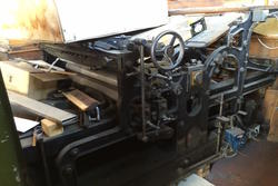 Ancient printing machine - Lot 5 (Auction 1800)