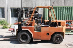Forklift Boss - Lot 12 (Auction 1801)