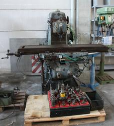 Universal milling machine - Lot 6 (Auction 1801)