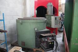 Aluminum furnace - Lot 9 (Auction 1801)