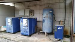Compressed air system Ceccato - Lot 13 (Auction 1808)