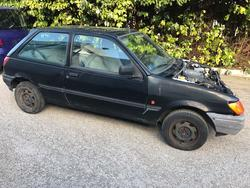 Vehicle Ford Fiesta - Lot 21 (Auction 1808)
