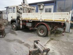 Truck Fiat Iveco - Lot 5 (Auction 1813)