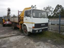 Truck Fiat Iveco - Lot 8 (Auction 1813)