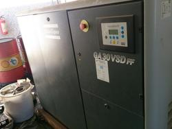 Electrocompressor Atlas Copco - Lot 11 (Auction 1818)