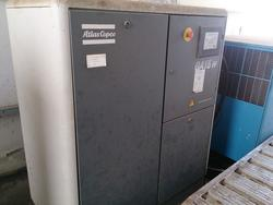 Electrocompressor Atlas Copco - Lot 12 (Auction 1818)