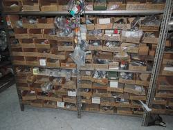 Stock of spare parts for professional kitchens and appliances - Lot 2 (Auction 1820)
