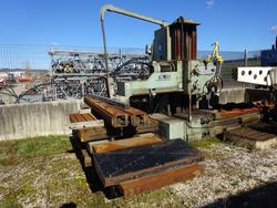 Pama boring machine and radial drill Ring Roll - Lot 24 (Auction 1822)