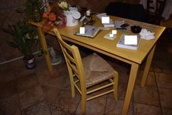 Restaurant dining room furniture - Lot 1 (Auction 1828)