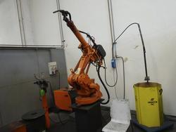 Welding robot Abb - Lot 30 (Auction 1838)