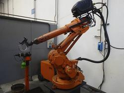 Impianto robotizzato di saldatura Abb - Lotto 32 (Asta 1838)