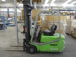 Forklift Cesab Blitz 316 - Lot 64 (Auction 1838)