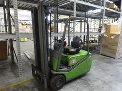 Forklift Cesab Blitz 316 - Lot 67 (Auction 1838)