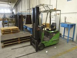 Forklift Cesab Bit 1000 - Lot 70 (Auction 1838)