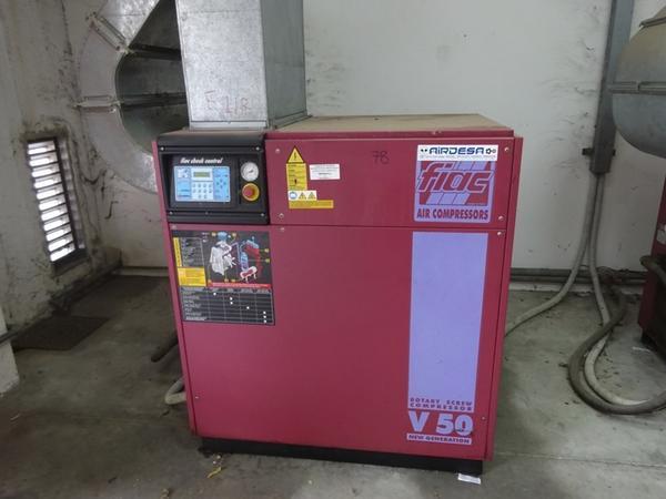 78#1838 Compressori Fiac e Kaeser