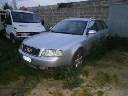 Vehicle Audi A6 - Lot 3 (Auction 1843)