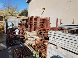 Scaffolding platforms and frames - Lot 200 (Auction 1846)