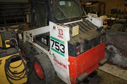 Wheeled Bobcat - Lot 205 (Auction 1846)