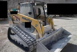 Komatsu Skid steer loader - Lot 3 (Auction 1857)