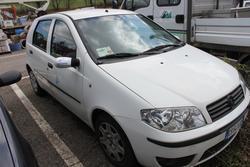 Fiat Punto Multijet vehicle - Lot 10016 (Auction 1871)