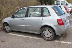 Fiat Stilo vehicle - Lot 10023 (Auction 1871)