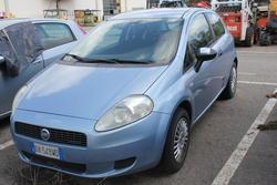 Fiat Grande Punto car - Lot 10028 (Auction 1871)