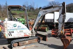 Bobcat excavator - Lot 13020 (Auction 1871)