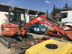 Mini excavator Eurocomach - Lot 13029 (Auction 1871)