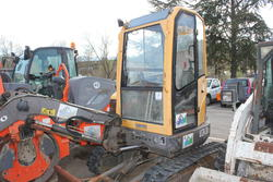 Volvo excavator - Lot 13031 (Auction 1871)