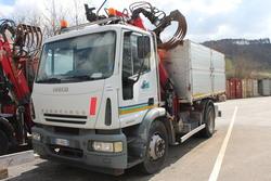 Iveco truck - Lot 46014 (Auction 1871)