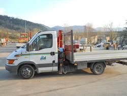 Iveco 35 C9 truck - Lot 46021 (Auction 1871)