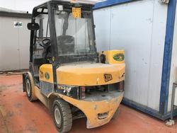 Forklift JCB mod TLT3 - Lot 46018 (Auction 18710)