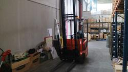 Toyota forklift - Lot 7 (Auction 1879)