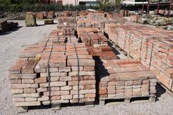 White stone slabs of stone blocks New Jersey - Lot  (Auction 1881)