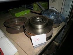 Brake discs - Lot 15 (Auction 1916)