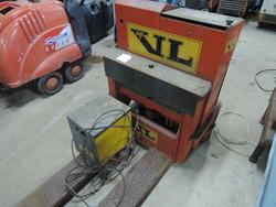 Electric pallet truck VL - Lot 6 (Auction 1923)
