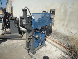 Straightening machine Herrblitz                             Unwinding machine Andolina - Lot 2 (Auction 1924)