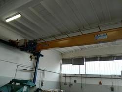 Bonfanti overhead traveling crane - Lot 6 (Auction 1927)