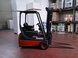 Lift truck Linde - Lot 5 (Auction 1936)