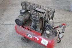 Compressore Fini - Lotto 46 (Asta 1944)