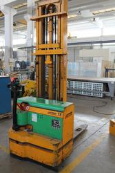 High Lift Pallet Truck Icem TE 22 10 - Lot 74 (Auction 1944)