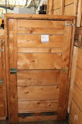 Cassa di legno per spedizioni internazionali - Lotto 143 (Asta 19440)