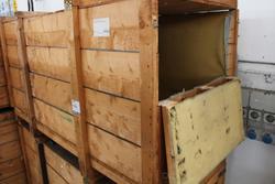 Cassa di legno per spedizioni internazionali - Lotto 149 (Asta 19440)