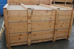 Cassa di legno per spedizioni internazionali - Lotto 169 (Asta 19440)