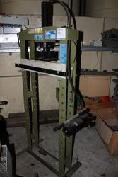 10 Tons Omcn Hydraulic Press - Lot 192 (Auction 19440)