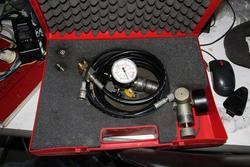 Kit di gonfiaggio accumulatori pneumatici Hydac - Lotto 197 (Asta 19440)