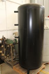 1000lt boiler  tank - Lot 242 (Auction 19441)