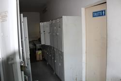 Changing room lockers - Lot 309 (Auction 19441)