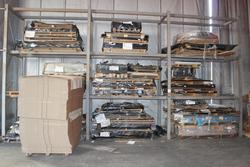 3 modules shelving structure - Lot 328 (Auction 19441)